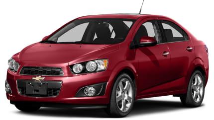 2016 Chevrolet Sonic - 4dr Sedan (LT Auto)