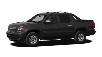 2012 Chevrolet Avalanche 1500 - 4x2 (LS)