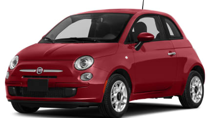 2016 FIAT 500 - 2dr Hatchback (Lounge)