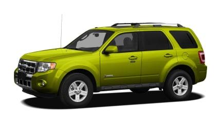 2012 Ford Escape Hybrid - 4dr Front-wheel Drive (Base)