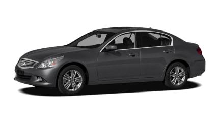 2012 INFINITI G25x - 4dr All-wheel Drive Sedan (Base)