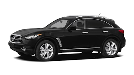 2012 Infiniti FX35 - 4dr All-wheel Drive (Limited Edition)
