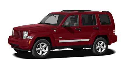 2012 Jeep Liberty - 4dr 4x2 (Sport)
