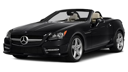 2016 Mercedes-Benz SLK-Class - SLK300 2dr Roadster (Base)