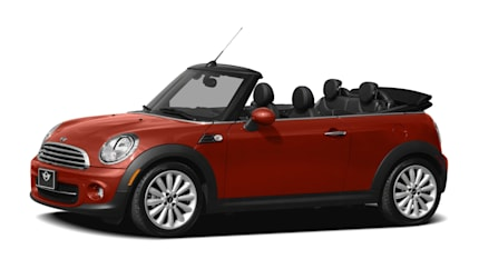 2012 MINI Cooper - 2dr Convertible (Base)