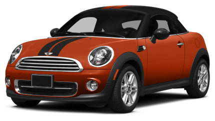 2012 MINI Cooper - 2dr Coupe (Base)