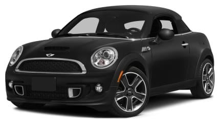 2012 MINI Cooper S - 2dr Coupe (Base)