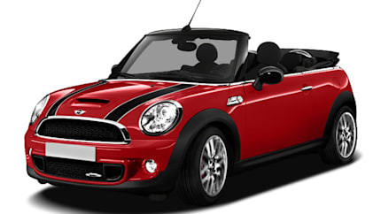 2012 MINI John Cooper Works - 2dr Convertible (Base)