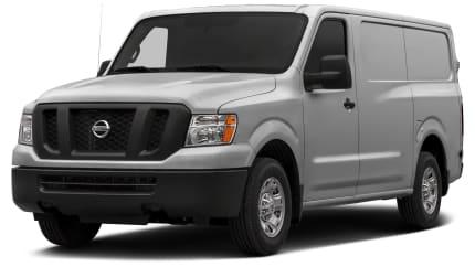 2012 Nissan NV Cargo - 3dr Rear-wheel Drive Cargo Van (NV1500 S V6)