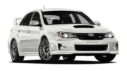 2012 Subaru Impreza WRX STi - 4dr All-wheel Drive Sedan (Base)