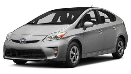 2015 Toyota Prius - 5dr Hatchback (Two)