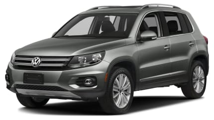 2017 Volkswagen Tiguan - 4dr All-wheel Drive 4MOTION (2.0T S)