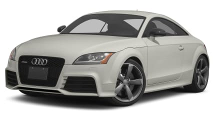 2013 Audi TT RS - 2dr All-wheel Drive quattro Coupe (2.5)