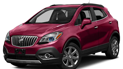 2016 Buick Encore - Front-wheel Drive (Base)