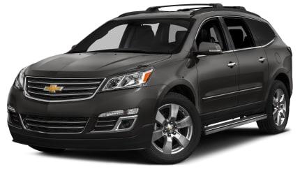 2016 Chevrolet Traverse - Front-wheel Drive (LTZ)