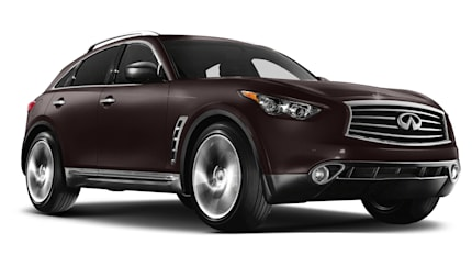 2013 Infiniti FX50 - 4dr All-wheel Drive (Base)