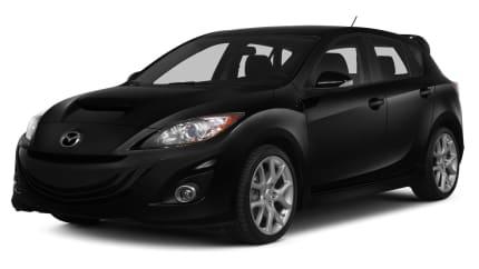2013 Mazda MAZDASPEED3 - 4dr Hatchback (Touring)