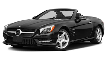 2016 Mercedes-Benz SL-Class - SL550 2dr Roadster (Base)