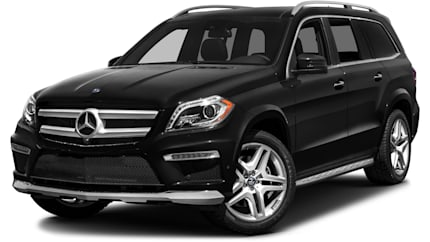 2016 Mercedes-Benz GL-Class - GL350 BlueTEC 4dr All-wheel Drive 4MATIC (Base)
