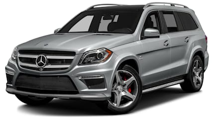 2016 Mercedes-Benz AMG GL - AMG GL63 4dr All-wheel Drive 4MATIC (Base)