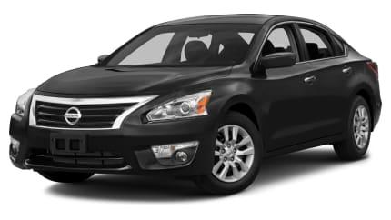 2015 Nissan Altima - 4dr Sedan (2.5 S)