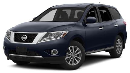 2015 Nissan Pathfinder - 4dr Front-wheel Drive (SV)