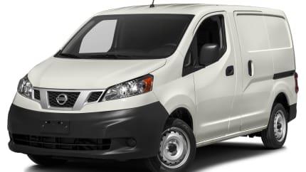 2016 Nissan NV200 - 4dr Compact Cargo Van (S)
