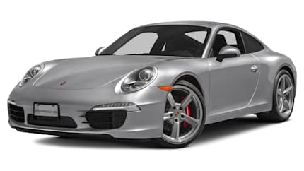 2016 Porsche 911 - 2dr Rear-wheel Drive Coupe (Carrera S)