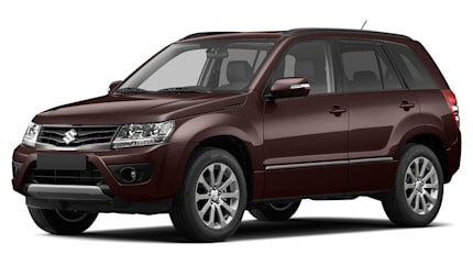 2013 Suzuki Grand Vitara - 4dr 4x2 (Base)