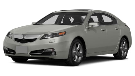 2014 Acura TL - 4dr Front-wheel Drive Sedan (3.5)