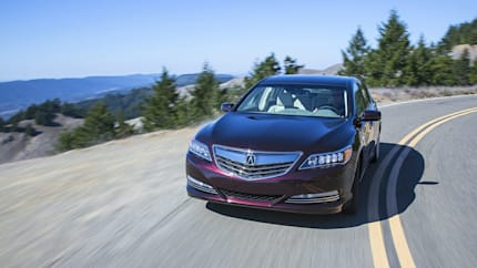 2017 Acura RLX Sport Hybrid - 4dr SH-AWD Sedan (Base w/Technology Package)