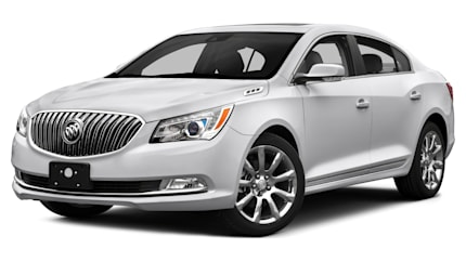 2016 Buick LaCrosse - 4dr Front-wheel Drive Sedan (Leather)