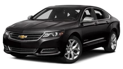 2016 Chevrolet Impala - 4dr Sedan (LS w/1LS)
