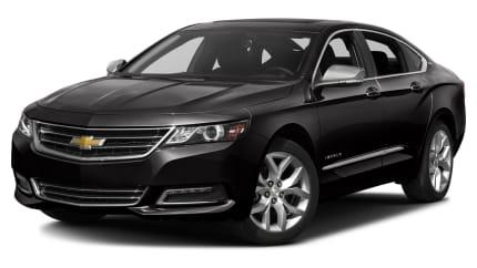 2017 Chevrolet Impala - 4dr Sedan (Premier w/2LZ)