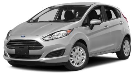 2016 Ford Fiesta - 4dr Hatchback (SE)