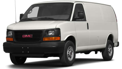 2014 GMC Savana 1500 - Rear-wheel Drive Cargo Van (Work Van)