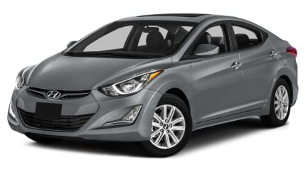 2016 Hyundai Elantra - 4dr Sedan (Value Edition)