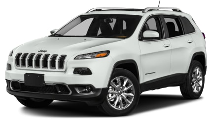 2017 Jeep Cherokee - 4dr Front-wheel Drive (Limited)