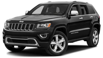 2016 Jeep Grand Cherokee - 4dr 4x2 (Laredo)