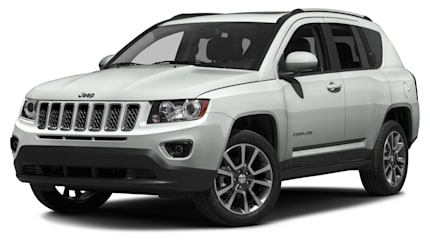 2016 Jeep Compass - 4dr Front-wheel Drive (Latitude)