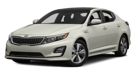 2016 Kia Optima Hybrid - 4dr Sedan (Base)