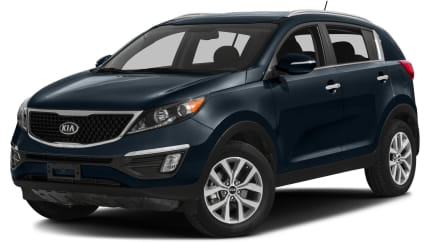2016 Kia Sportage - 4dr All-wheel Drive (LX)