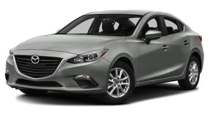 2016 Mazda Mazda3 - 4dr Sedan (i Sport)