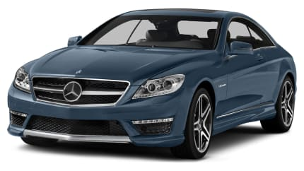 2014 Mercedes-Benz CL-Class - CL65 AMG 2dr Coupe (Base)