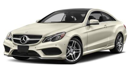 2017 Mercedes-Benz E-Class - E400 2dr Rear-wheel Drive Coupe (Base)