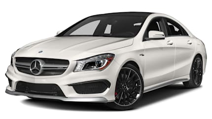 2015 Mercedes-Benz CLA-Class - CLA45 AMG 4dr All-wheel Drive 4MATIC Sedan (Base)