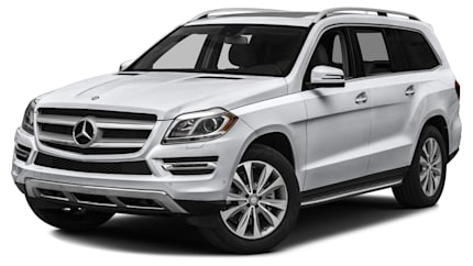 2016 Mercedes-Benz GL-Class - GL450 4dr All-wheel Drive 4MATIC (Base)