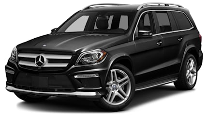 2016 Mercedes-Benz GL-Class - GL550 4dr All-wheel Drive 4MATIC (Base)