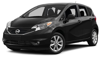 2016 Nissan Versa Note - 4dr Hatchback (S Plus)