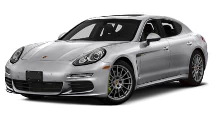 2016 Porsche Panamera E-Hybrid - 4dr Rear-wheel Drive Hatchback (S)